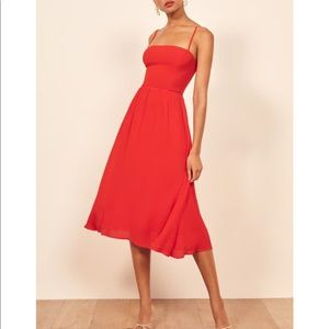 Reformation Dresses - Red Reformation dress